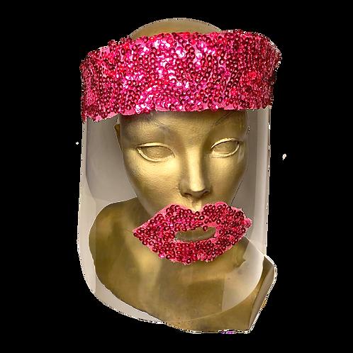 Custom-Designed Face Shield