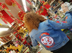 Lucky Chinatown Denim Jacket Inspiration