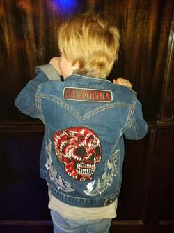 California Kid Jean Jacket