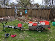 Chard Your Yard Garden Bike Tour