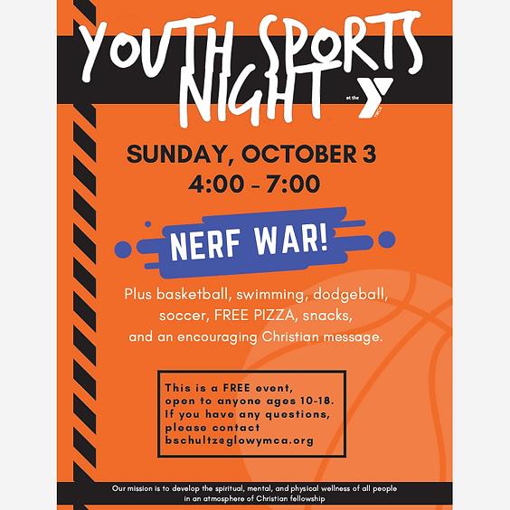 Youth Sports Night