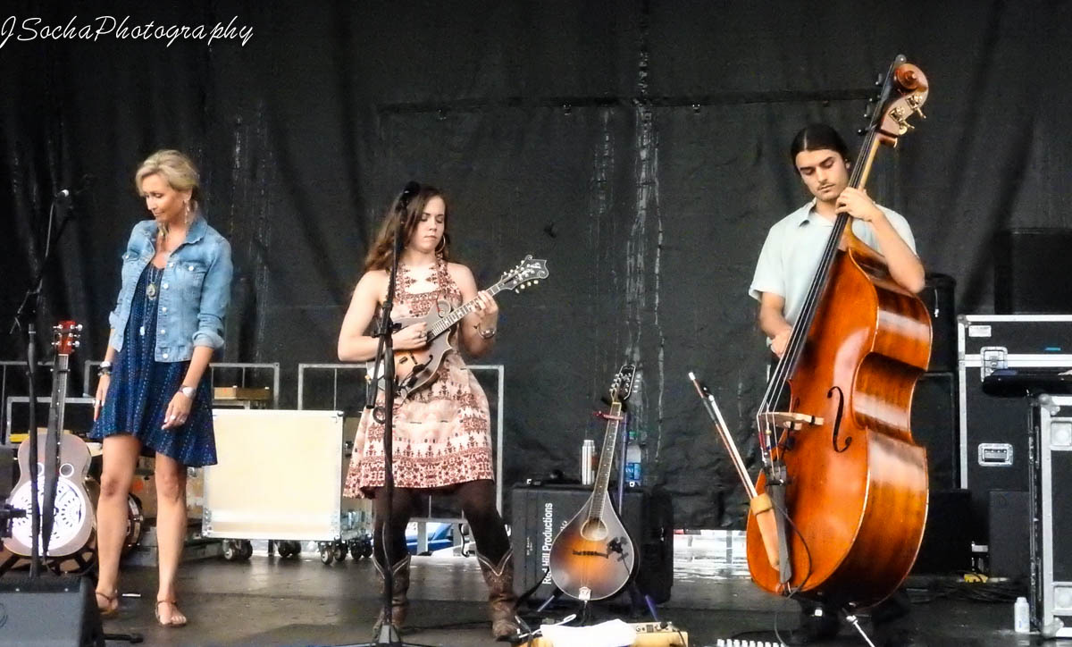 Sierra Hull, Dre and Ethan