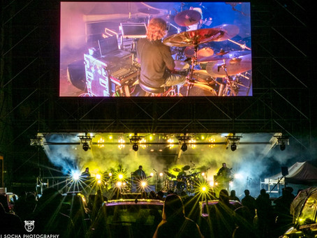 The Disco Biscuits At The Drive In