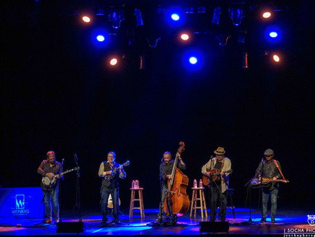 The Seldom Scene At The Weinberg Center For The Arts