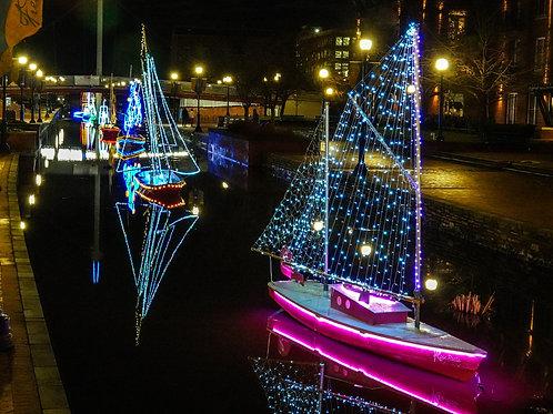 Sailing Through Winter Solstice