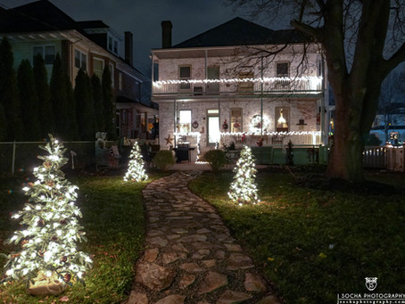The 2018 Candlelight House Tour Frederick Maryland
