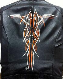 Jussi Alasalmi, my wifes leatherjacket 2