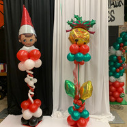 Christmas Columns