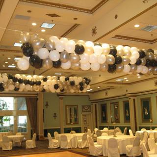 Wedding Balloon Drop