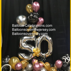 50th Birthday Organic