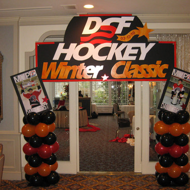 Hockey Entrance