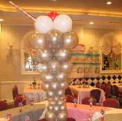Ice Cream Balloon Sculpture