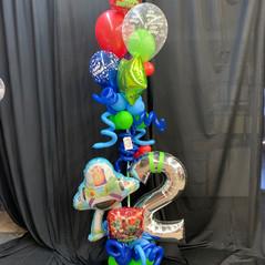 Buzz Light Year Bouquet