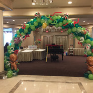 Candy arch