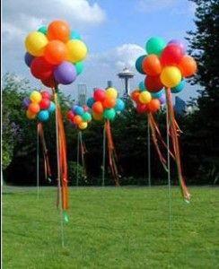 POM POM Party Poles