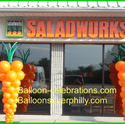 Grand Opening for Salad Works