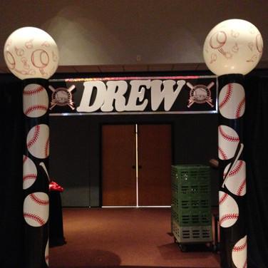 Baseball Entrance.