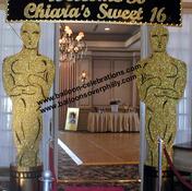 Oscar Entrance