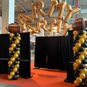 Message Balloon Arch