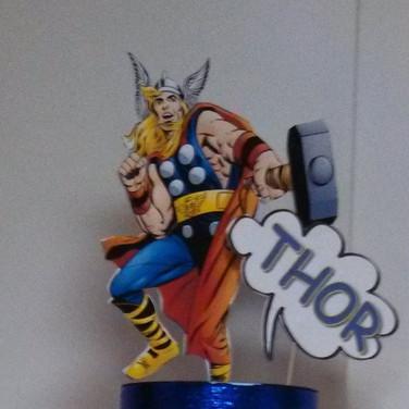 Thor Centerpeice