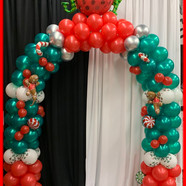 Christmas Arch