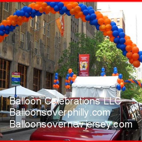 Philadelphia street fair.