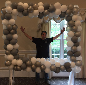 Balloon Picture Frames