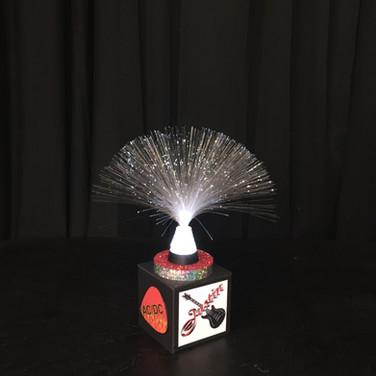 Cocktail Hour Centerpiece.