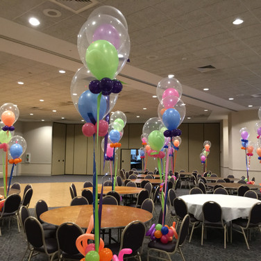 Double Bubble Centerpiece