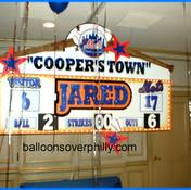 Mets Sign