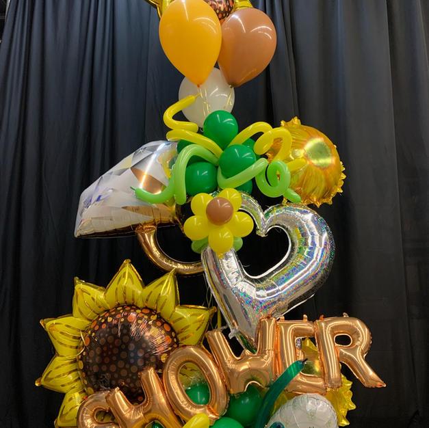 Sunflower Organic Bouquet