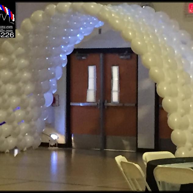 Ballon Tunnel