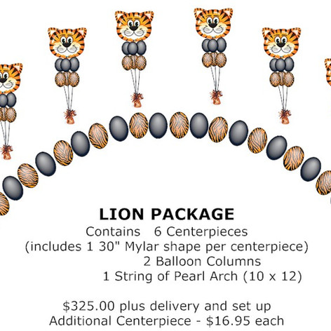 Lion Package