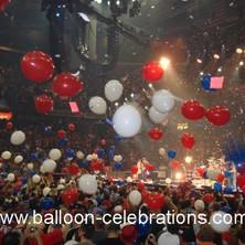 Balloon drop RNC Convention