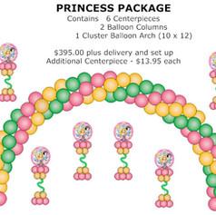 Princess Package.