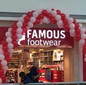 Famous Footwear.