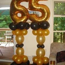 Link a Loon Balloon Columns