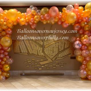 Organic Balloon Arch