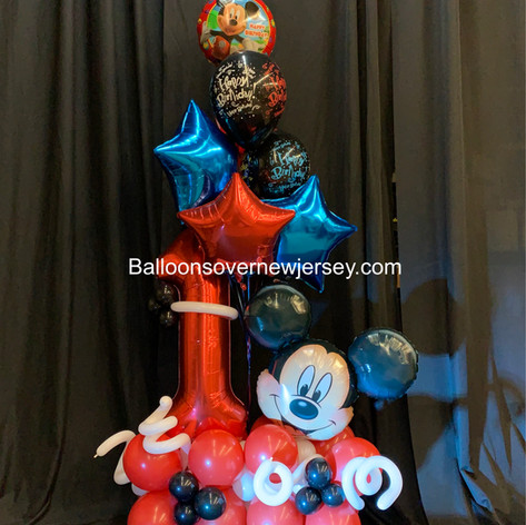 Happy Birthday Mickey Bouquet