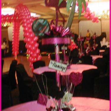 Casino Theme Party Decor.