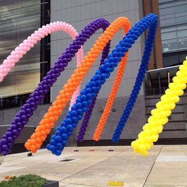 Color Run in Philadelphia