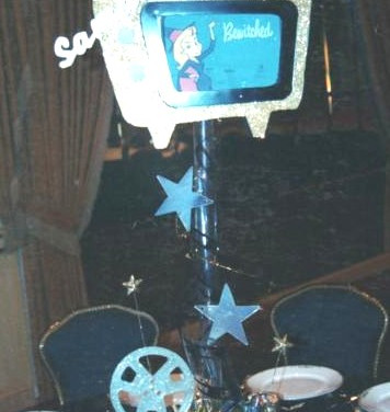 Bewitched centerpiece