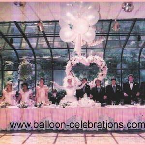 Wedding Decor Balloons