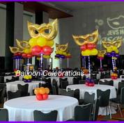 Masquerade Balloons