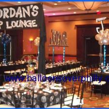 Jordan's VIP Lounge