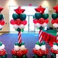 Holiday Columns