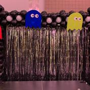 Pac Man Backdrop