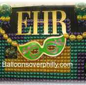 Mardi Gras Themed