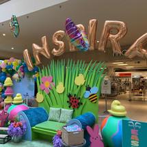 Easter Bunny Display