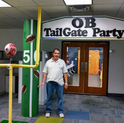 Football Office Party